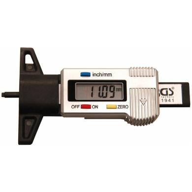 Digital-Reifenprofil-Messschieber   0 – 28 mm